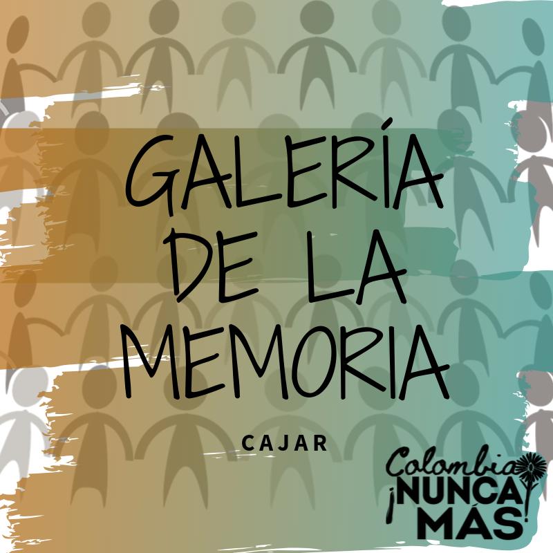 """Galería Colectivo de abogados """"José Alvear Restrepo"""" Cajar"""